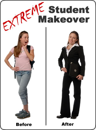 Extreme Student Makeover Picture