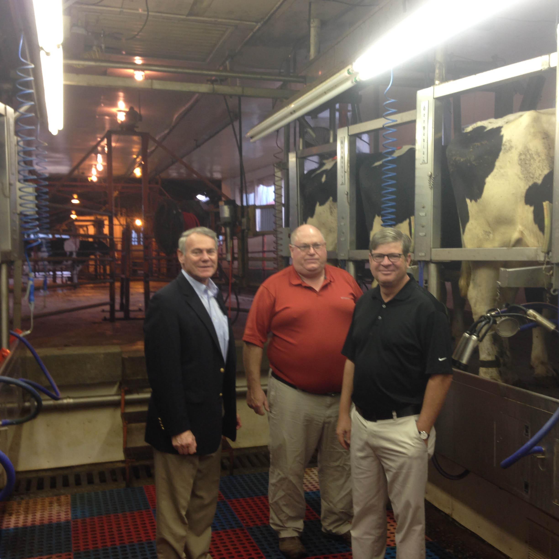 Lommel Milkhouse Visit
